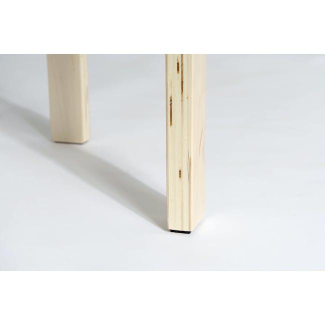 Mizuki Stool - White - 3