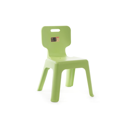 Sturdy Kids Chair with Backrest - Mint Green - Image 1