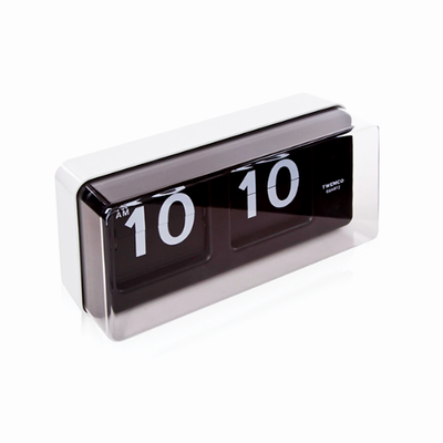 Vintage Wall/Table Flip Clock BQ50 - White