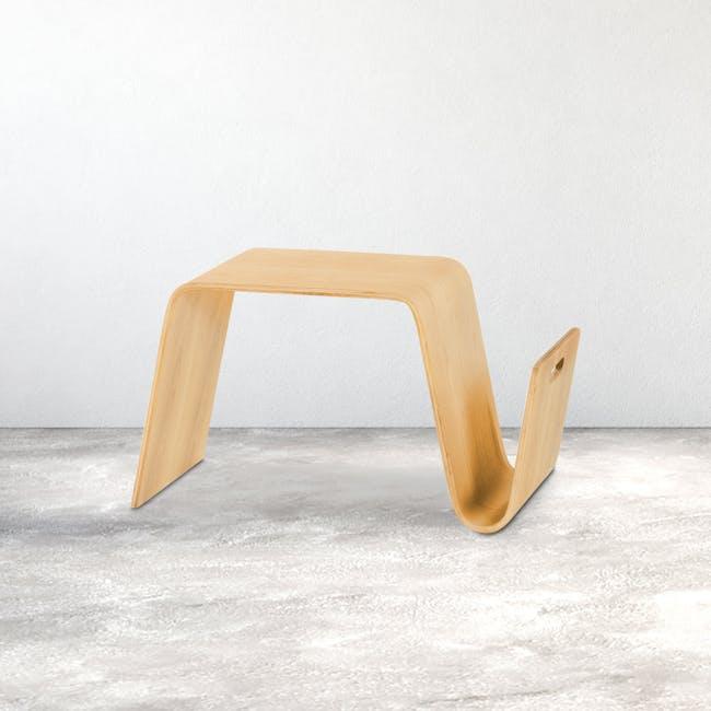 Eric Pfeiffer Offi Mag Table Replica - Oak - 1