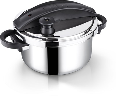 Lamart Stainless Steel Pressure Cooker 4L - Image 2