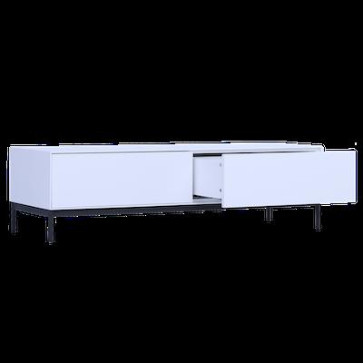 Lamont TV Console 1.2m - White - Image 2