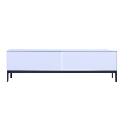 Lamont TV Console 1.2m - White - Image 1