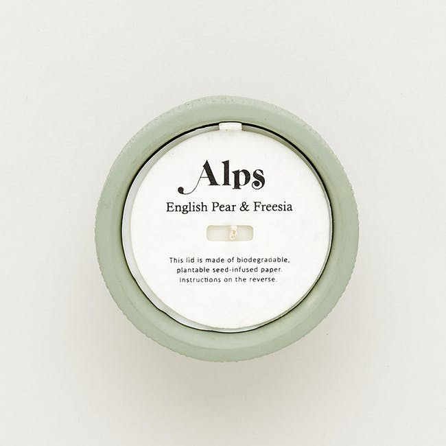Pass It On Plantable Candles - Alps - 1