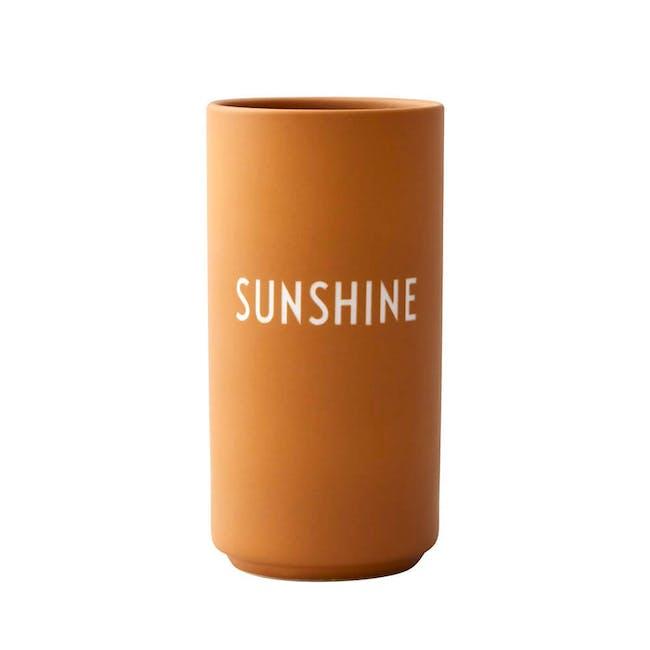 Favourite vase - Mustard (Sunshine) - 0
