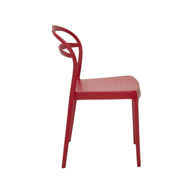 Sissi Chair Backrest - Red - 1