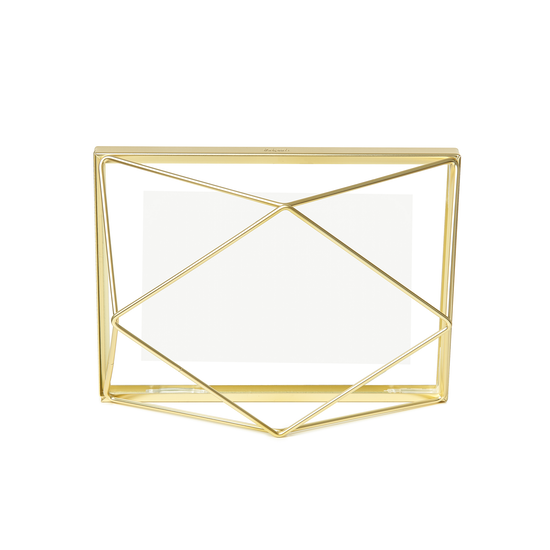 Umbra - Prisma Rectangle Photo Display - Brass