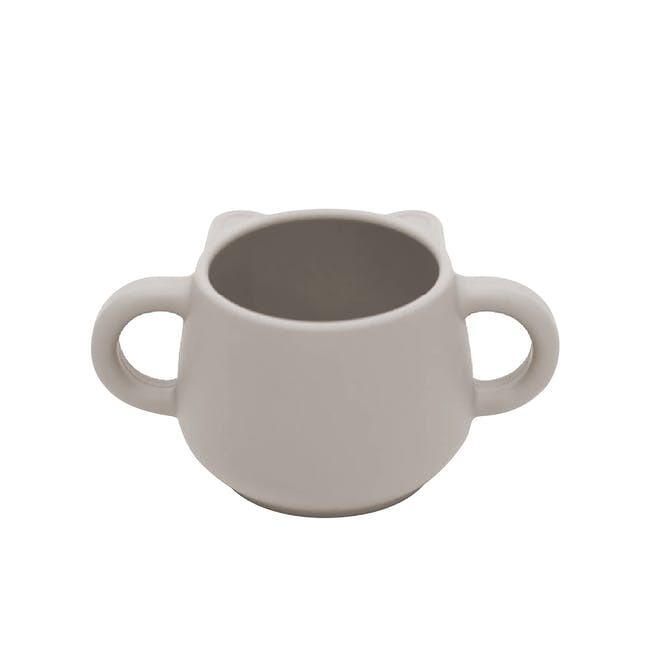 MODU'I Bear Cup 250ml - Cream - 0