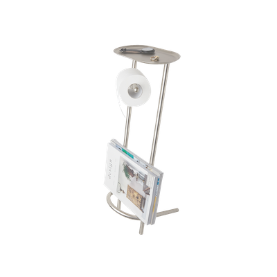 Valetto Toilet Paper Stand & Magazine Rack - Image 1