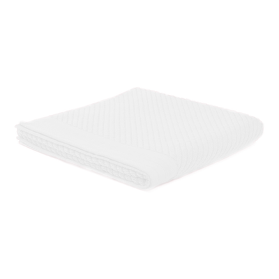EVERYDAY Bath Sheet Set - White - Image 2