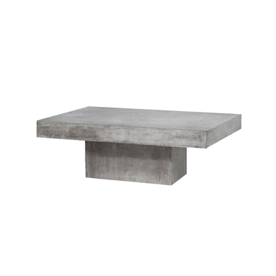 Ryland Concrete Coffee Table 1 2m Concrete Furniture By Hipvan Hipvan