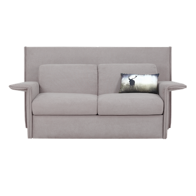 Dutro Sofa Bed - Light Grey - Image 1