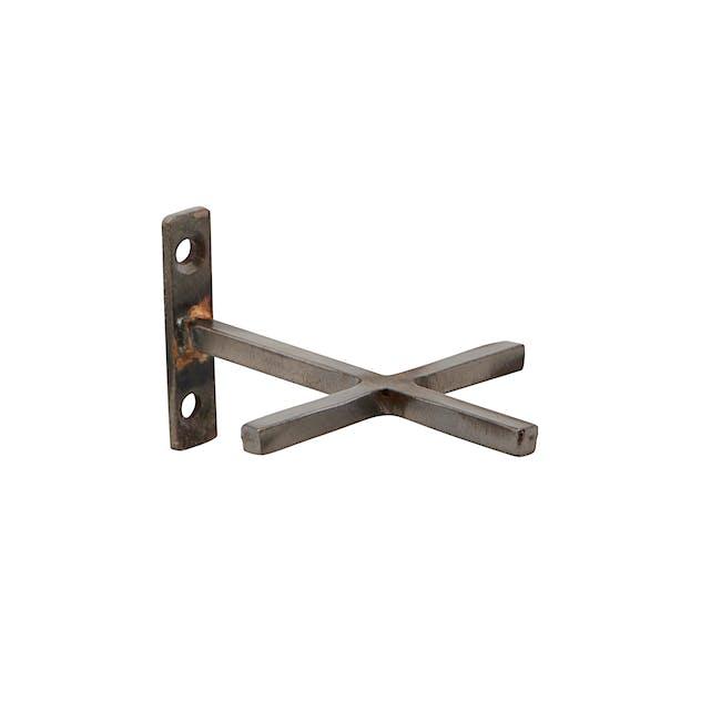 Cross Wall Hook - Iron (Set of 2) - 0