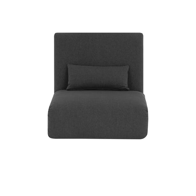 Ayla Sofa Bed - Graphite - 10