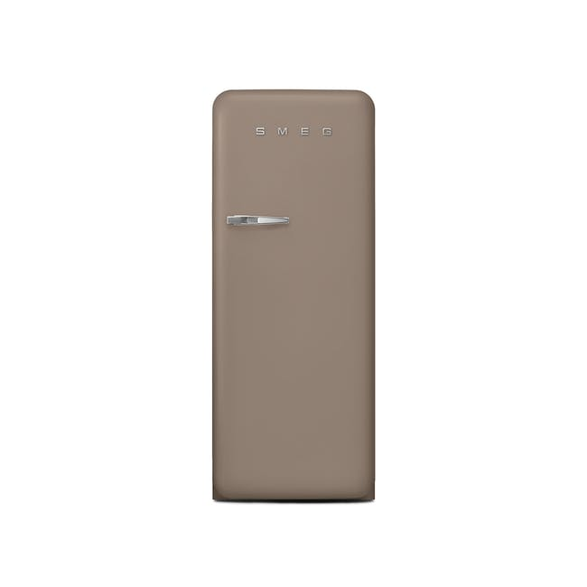 Smeg FAB28 Single-Door Refrigerator - Taupe - 0