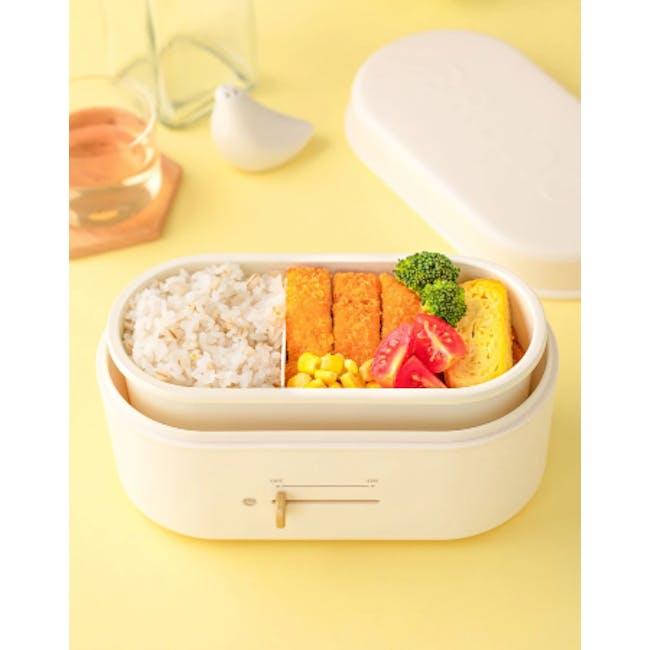 BRUNO Lunch Box Warmer - Blue Grey - 3