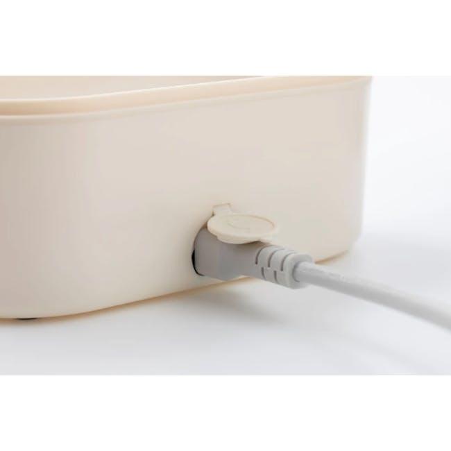 BRUNO Lunch Box Warmer - Blue Grey - 5