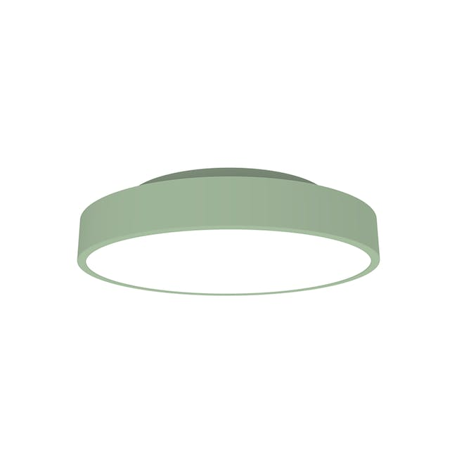 Yeelight LED Smart Ceiling Light with Remote - Mint Green - 0