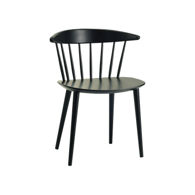 (As-is) Isolda Dining Chair - Black -1 - Image 1