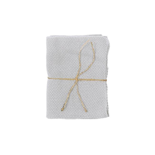 Rayne Kitchen Towel - Grey - 0