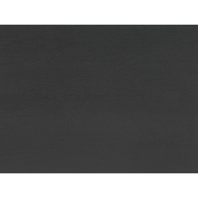 (Queen) Aurora Fitted Bed Sheet - Granite - 2