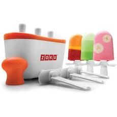 Zoku Quick Pop Maker - White & Orange
