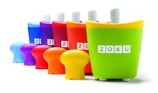 Zoku Single Quick Pop Maker - Red