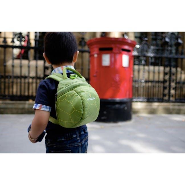 LittleLife Animal Toddler Backpack - Turtle - 2