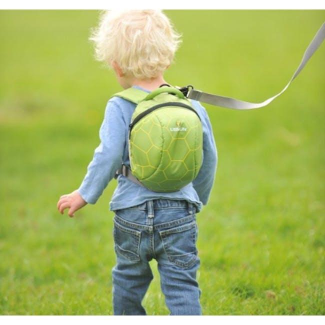 LittleLife Animal Toddler Backpack - Turtle - 1