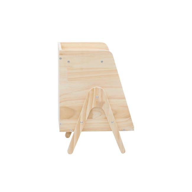 Nizu Kids Side Table - Natural - 2