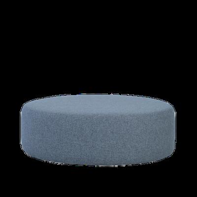 Omni Pouf - Marble Blue (Large) - Image 2