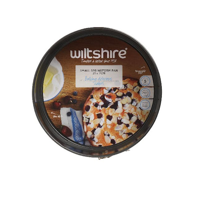 Wiltshire Easybake Springform Pan (3 Sizes) - 4