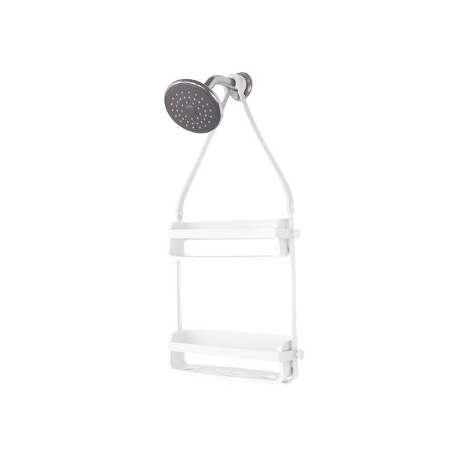 Flex Shower Caddy - White - 1