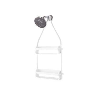 Flex Shower Caddy - White - Image 2
