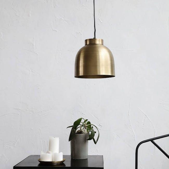 Bristol Pendant Lamp - Brass - 3