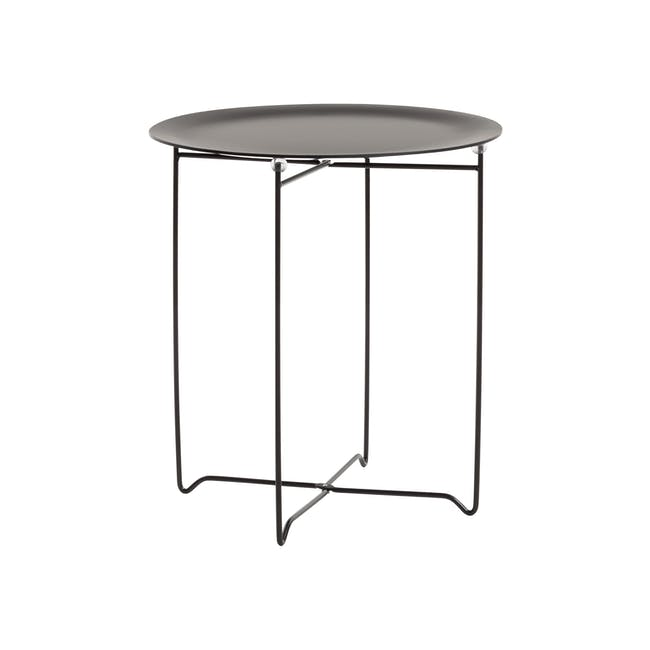 Xever Occasional Table - Black - 1