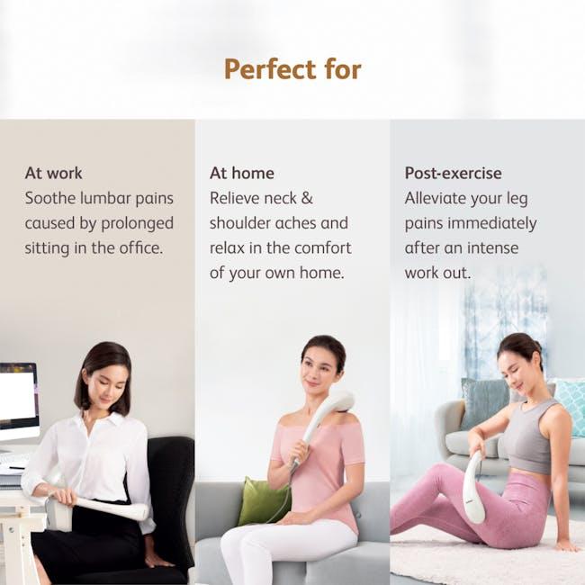 OSIM uPamper Lite Handheld Massager - 5