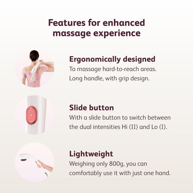 OSIM uPamper Lite Handheld Massager - 7