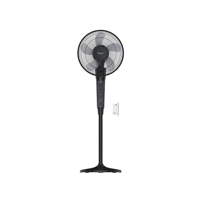 "TOYOMI Stand Fan with 360 Oscillation 16"" FS 7095R - Black - 0"