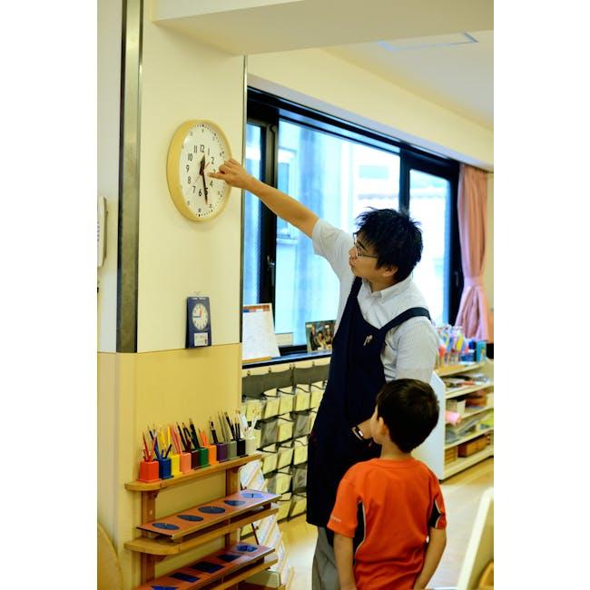 Montessori Fun Pun Clock (3 sizes) - 3