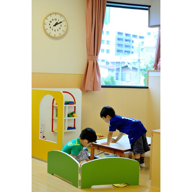 Montessori Fun Pun Clock (3 sizes) - 1