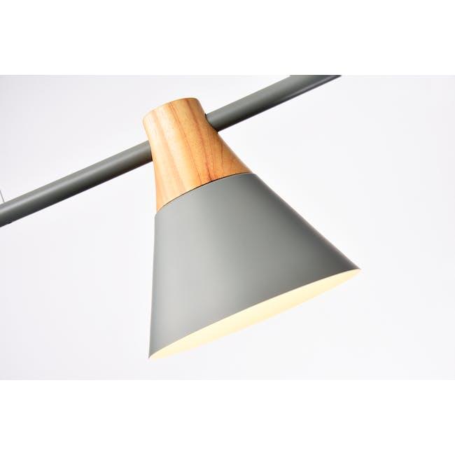 Thora Bar Pendant Lamp  - Grey - 1