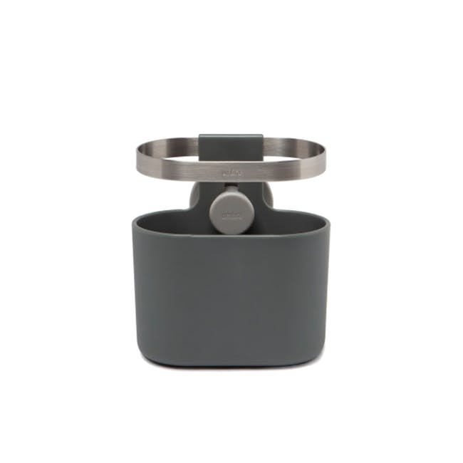 Holster Sure-lock Utensils Caddy - Charcoal - 2