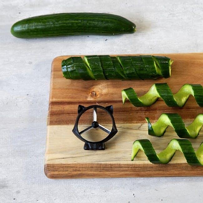 PELEG DESIGN Curly Cat - Vegetable Curler - 2