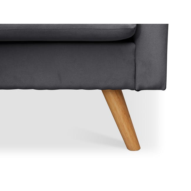 Helen 3 Seater Sofa - Hailstorm - 6