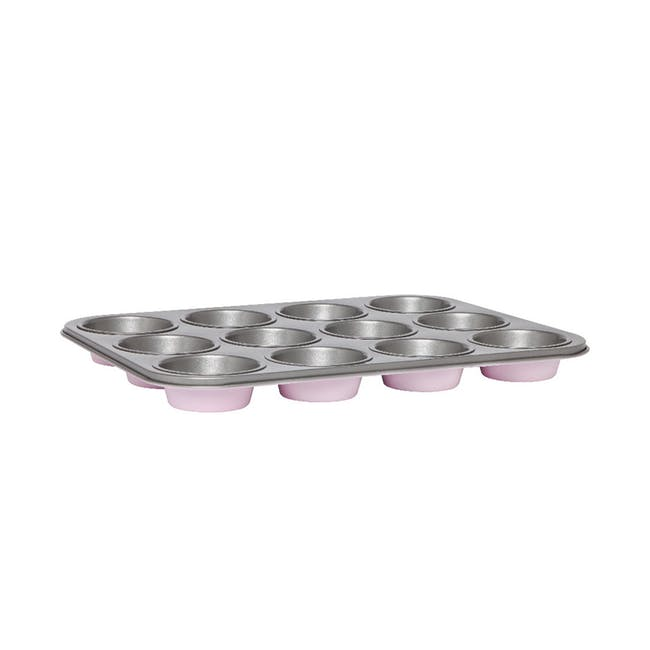 Wiltshire Two Toned Muffin Pan 12 Cup - 0