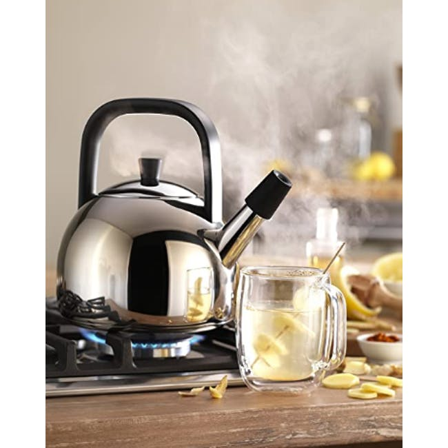 Zwilling Whistling Kettle - 1