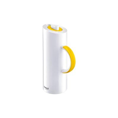 Lamart Glass Vacuum Flask 1L - Yellow - Image 2
