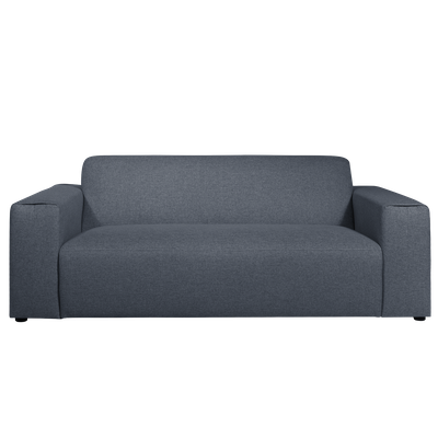 Adam 3 Seater Sofa - Midnight - Image 1