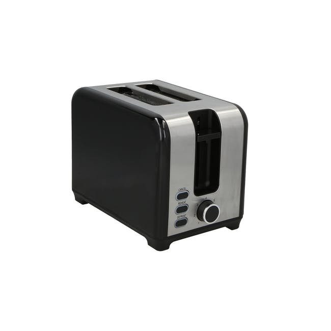 JVD Sahara Toaster - Black - 0